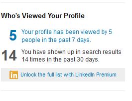 LinkedIn - Profile - Views - Social Media